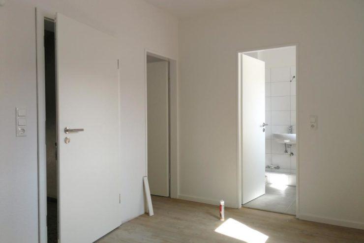 Erstbezug nach Sanierung – 2,5 Zimmer Wohnung in der Inselstadt!